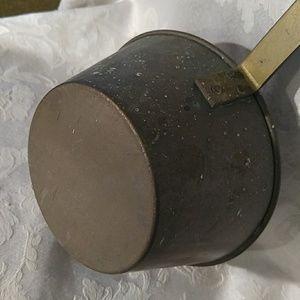 Accents - Vintage Long Handled Copper Pot #2